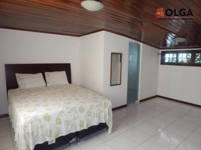 Village com 4 dormitórios para alugar, 93 m² - prado - gravatá/pe - Foto 11
