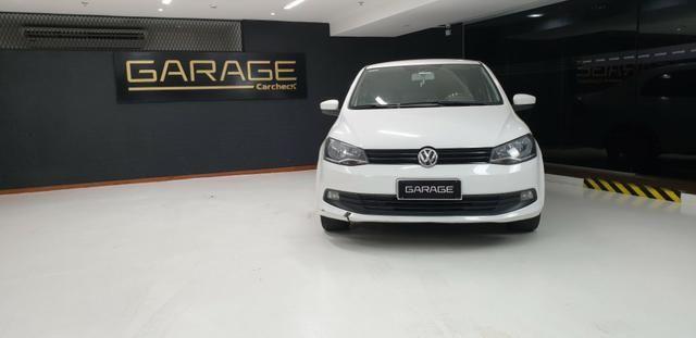 Vw-Volkswagen Novo Voyage GNV 1.6 Flex 2014/14