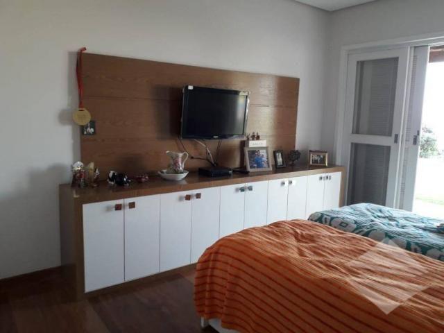 Casa com 4 dormitórios para alugar, 550 m² por r$ 7.000/mês - chácaras cataguá - taubaté/s - Foto 13
