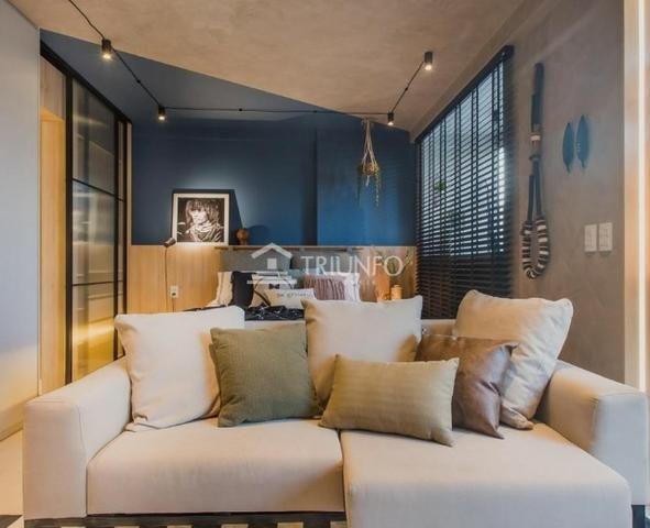 (EXR16134) 44m²: Apartamento compacto à venda no Cocó com 1 suíte - Foto 3