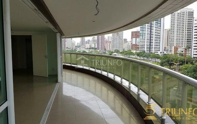 (EXR12112) 210m²: Apartamento à venda no Cocó com 3 suítes (Suíte master c/ hidromassagem)