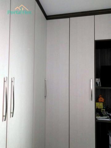 Apartamento à venda com 2 dormitórios em Morada de laranjeiras, Serra cod:4278 - Foto 12