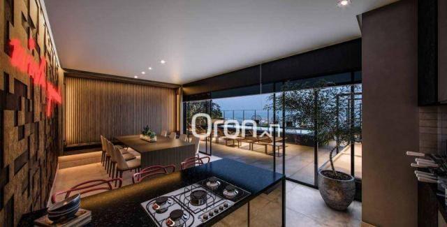 Apartamento com 2 dormitórios à venda, 71 m² por R$ 396.000,00 - Setor Marista - Goiânia/G - Foto 20