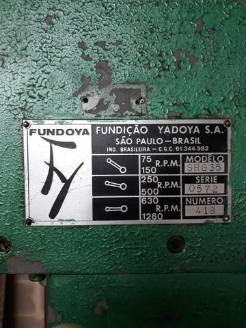 Furadeira de coluna Fundoya 35mm - Foto 5