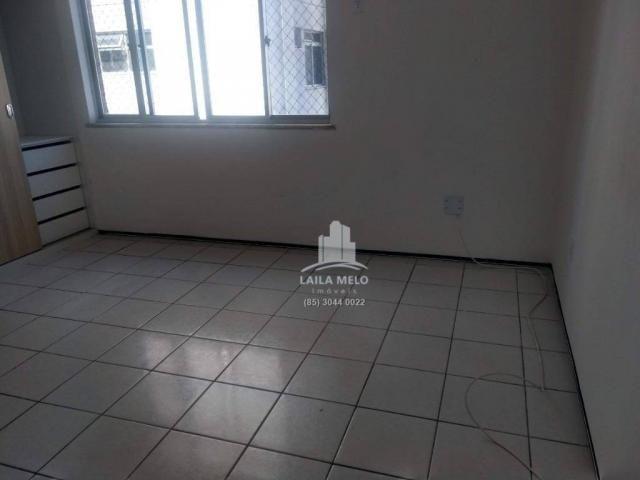 Apartamento com 3 dormitórios à venda, 120 m² por r$ 420.000 - meireles - fortaleza/ce - Foto 10