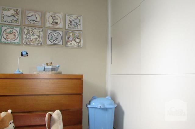 Apartamento à venda com 3 dormitórios em Nova suissa, Belo horizonte cod:257609 - Foto 10