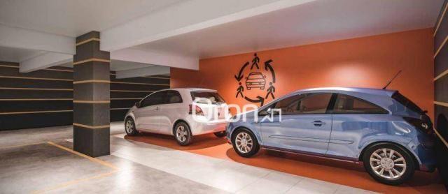Apartamento com 2 dormitórios à venda, 71 m² por R$ 396.000,00 - Setor Marista - Goiânia/G - Foto 12