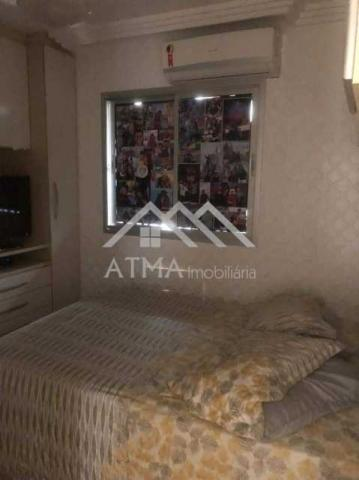 Apartamento à venda com 3 dormitórios em Vila da penha, Rio de janeiro cod:VPAP30144 - Foto 12