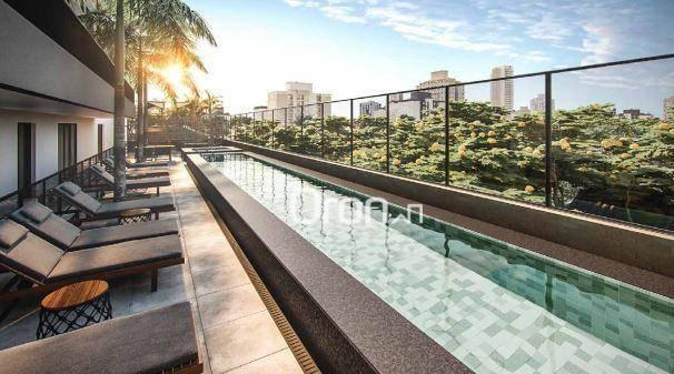 Apartamento com 2 dormitórios à venda, 71 m² por R$ 396.000,00 - Setor Marista - Goiânia/G - Foto 6