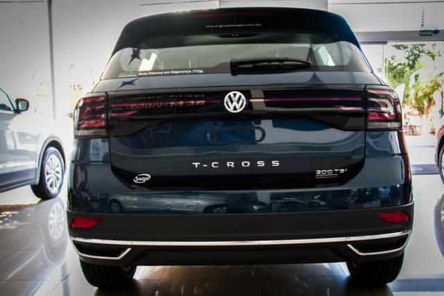 VOLKSWAGEN T CROSS COMFORTLINE TSI AT - Foto 5