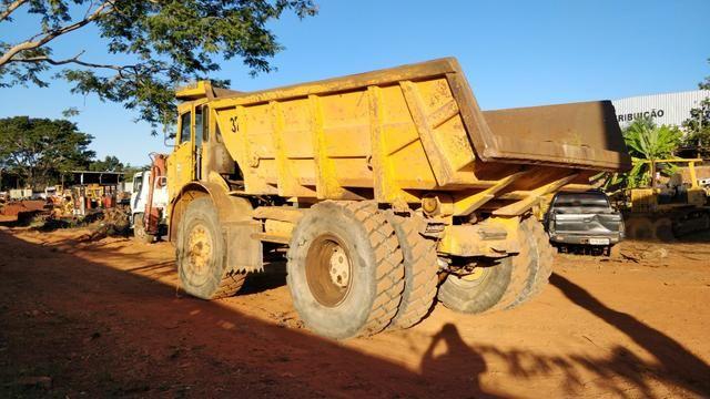 Caminhão fora de estrada randon rk425 mineraçao pedreira - Foto 5
