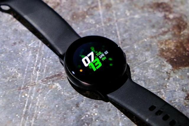 SmartWatch Galaxy Watch Active NOVO (Com nota Fiscal) - Foto 2