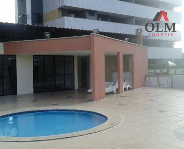 Apartamento residencial à venda, Parque Iracema, Fortaleza. - Foto 4
