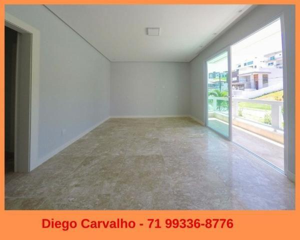 Casa 4 Suites em Alphaville II - Fina acabamento (1) - Foto 12