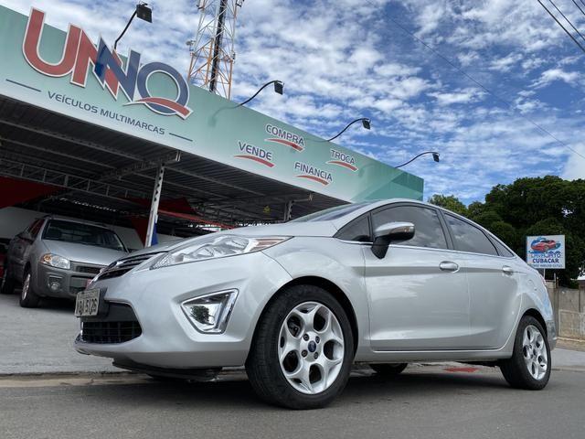 New Fiesta Sedan 1.6 SE - 2012 - Foto 4