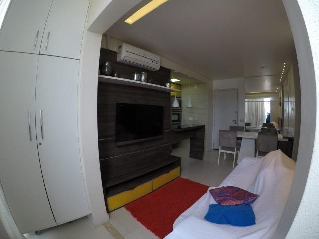 Apartamento 2 quartos C/suíte, mobilhado em Jardim Limoeiro - Foto 2