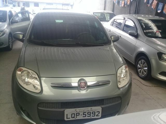 Fiat-palio atractive completa valor anunciado tem mais 5 mil de entrada