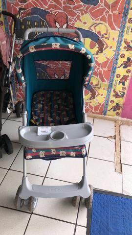 Galzerano Simples - Carrinho de Bebe Unissex - Foto 2