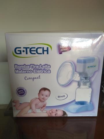 Bomba elétrica de leite materno - Foto 3