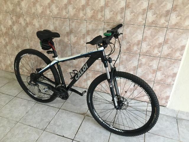 Bicicleta Caloi Elite 10 2015
