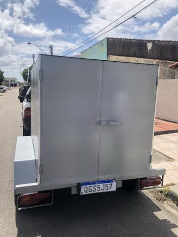 Baú dois eixos - Foto 2