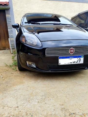 Fiat Punto 1.4 8v fire completo bancos de couro