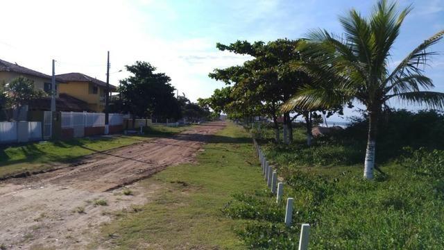 Terreno Frente pro mar em Itapoá para construir,menor preço na beira mar de toda Itapoá - Foto 9