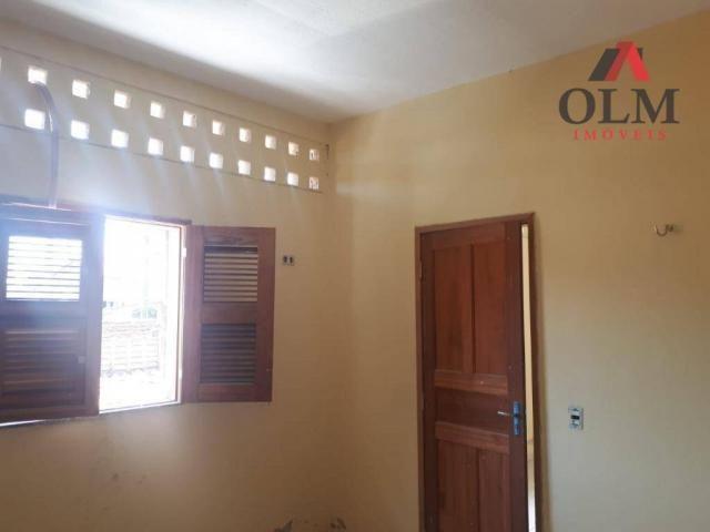 Apartamento com 1 dormitório para alugar, 28 m² por R$ 500/mês - Benfica - Fortaleza/CE - Foto 3