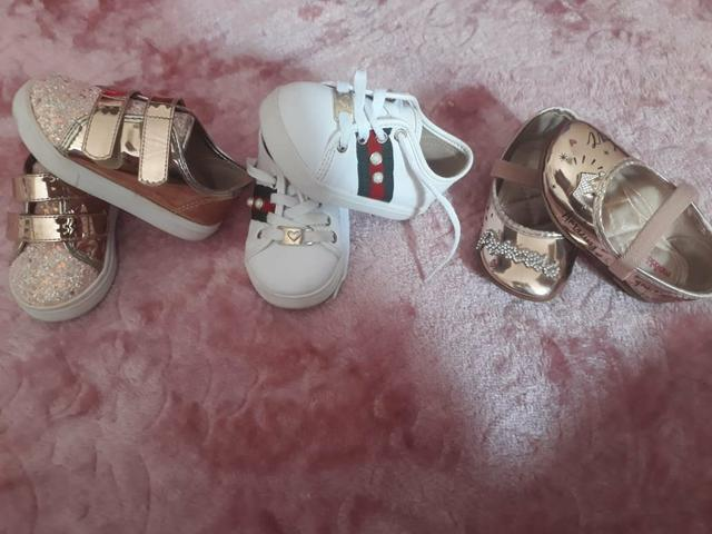 Sapato feminino infantil - Foto 2