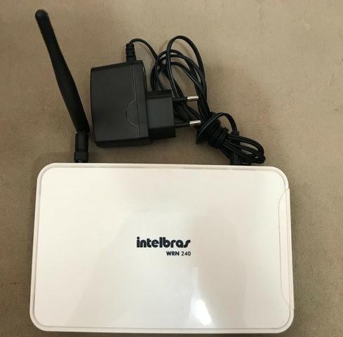 Roteador Wireless Intelbras WRN 240 - Foto 2