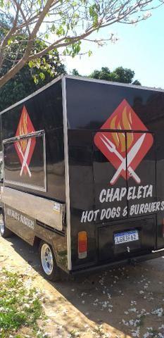 Kombi food truck toda equipada  - Foto 6