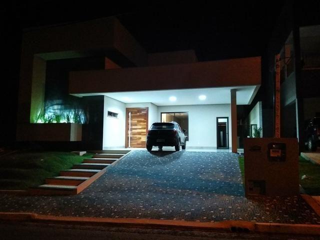Magnífica casa no Condomínio Mirante do Lago 4 suítes - Foto 10