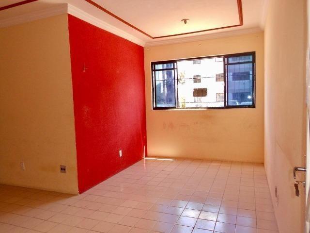 Apartamento Térreo nas Cajazeiras próximo a BR116, 69m, 3 quartos - Foto 6