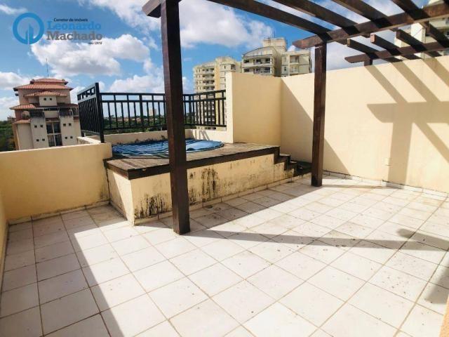 Apartamento com 3 dormitórios à venda, 175 m² por R$ 419.000 - Cambeba - Fortaleza/CE - Foto 13