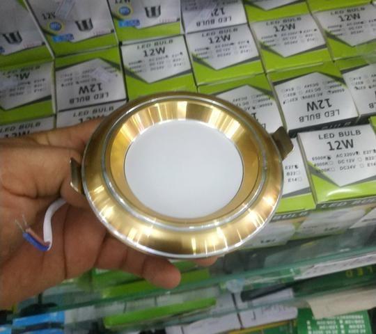 Spots de luxo em LED para sancas apartamentos residências