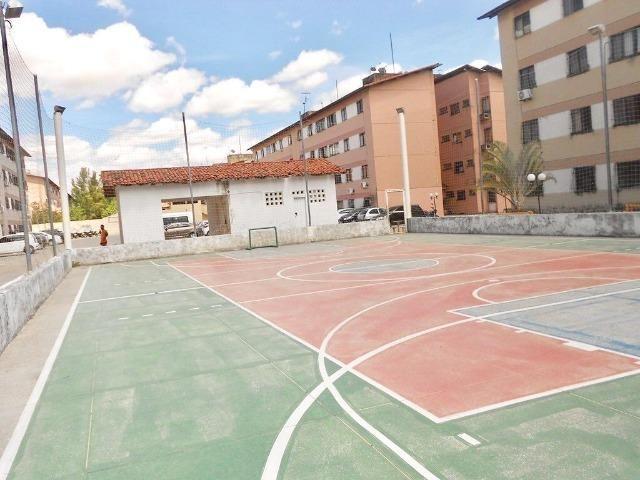 Apartamento Térreo nas Cajazeiras próximo a BR116, 69m, 3 quartos - Foto 15