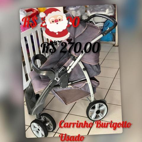 Carrinho Burigotto usado