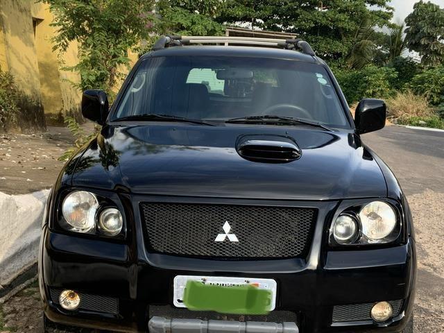 Pajero Sport diesel hpe 2.5 auto 2007