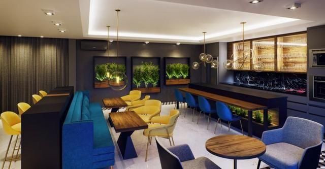 Cobertura elegante e exclusiva 2 suites Vista Praia Novo Campeche Florianopolis - Foto 4