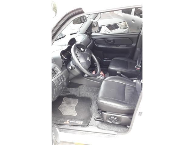 Mitsubishi Pajero tr4 2.0 4x4 16v 140cv flex 4p automático - Foto 7