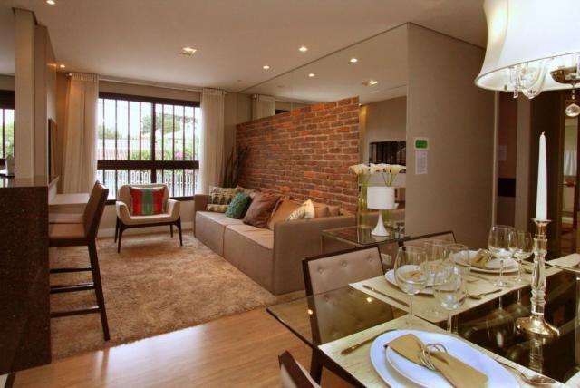 Apartamento à venda com 2 dormitórios em Santo inacio, Curitiba cod:91207.003 - Foto 6