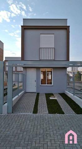 Casa à venda com 2 dormitórios em Morada dos alpes, Caxias do sul cod:3001