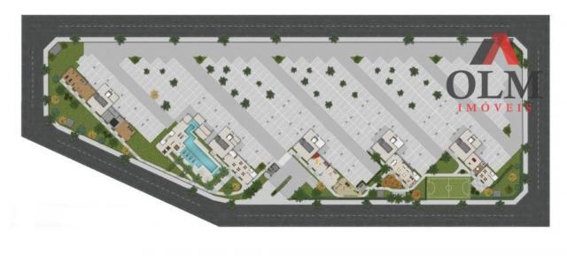 Apartamento com 2 dormitórios à venda, 48 m² por R$ 179.370 - Passaré - Fortaleza/CE - Foto 8