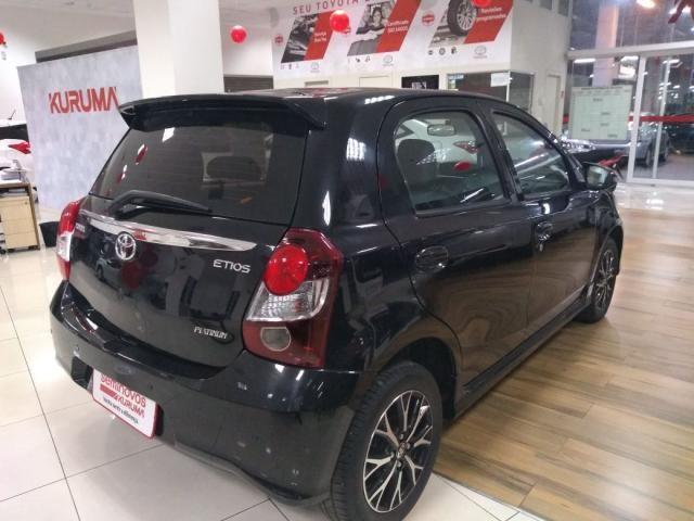 Toyota etios 1.5 platinum 16v flex 4p automatico - Foto 4