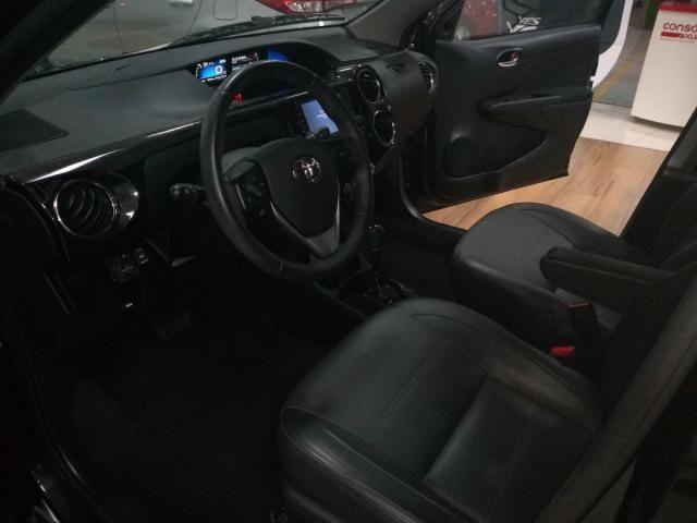 Toyota etios 1.5 platinum 16v flex 4p automatico - Foto 7