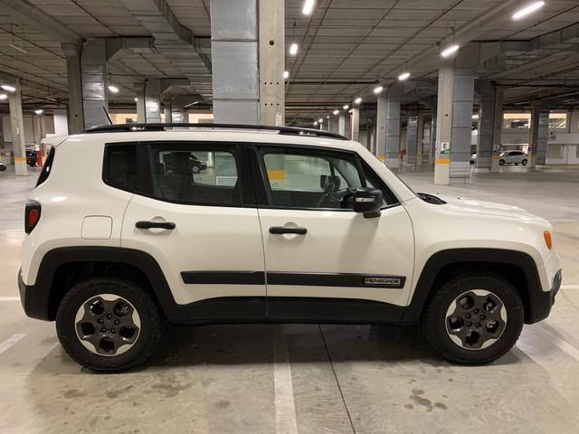 Jeep renegade sport diesel 2016 4x4 c/ bancos em couro extra!!! - Foto 7