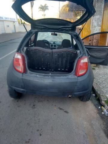 Ford ka zetec rocam básico vendo ou troco - Foto 9