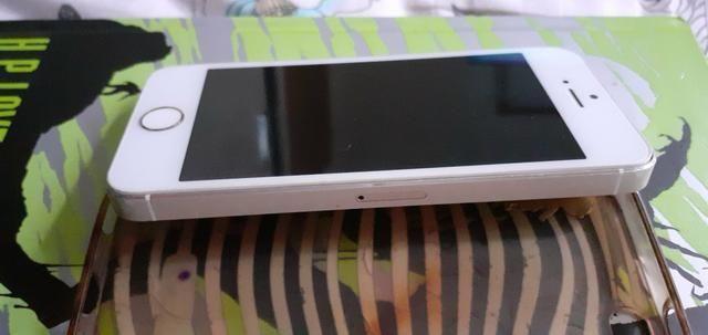 Vendo IPhone s5, ACEITO PROPOSTAS - Foto 3