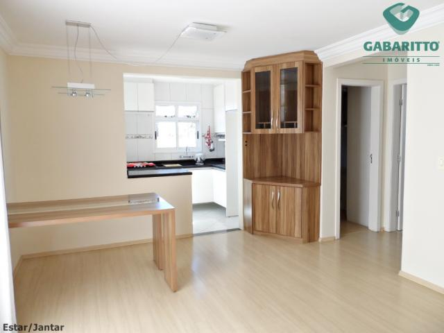 Apartamento para alugar com 2 dormitórios em Ipe, Sao jose dos pinhais cod:00318.001 - Foto 3