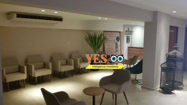 Yes Imob - Flat Decorado - Centro - Foto 10